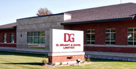 D. Grant Construction Limited Headquarters