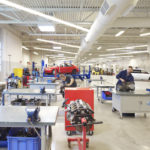 Fanshawe College Centre of Applied Transportation Technology Shop