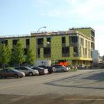 Building progress of Fanshawe College J & C Building Progress