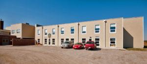 Knollcrest Lodge Long Term Care Facility Exterior