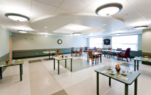 Knollcrest Lodge Long Term Care Facility Interior