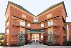 Longworth Long Term Care Facility Exterior