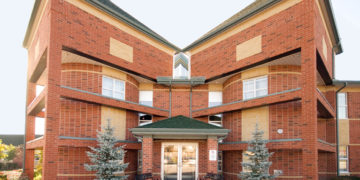 Longworth Long Term Care Facility Exterior