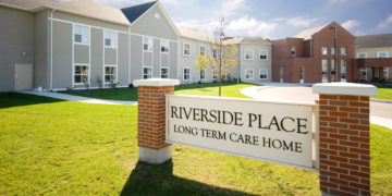 Riverside Long Term Care Facility Exterior Redevelopment