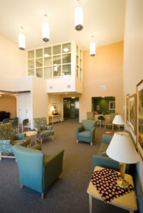 Riverside Long Term Care Facility Interior Redevelopment