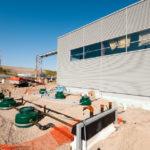 St. Joseph's Health Care Power Plant Expansion