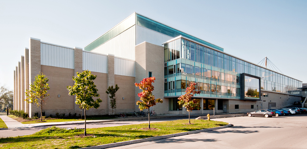 Western University Canada Sports And Recreation Centre D