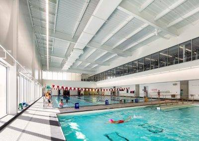 Wilfrid Laurier University – Laurier Brantford YMCA Athletics and Recreation Centre