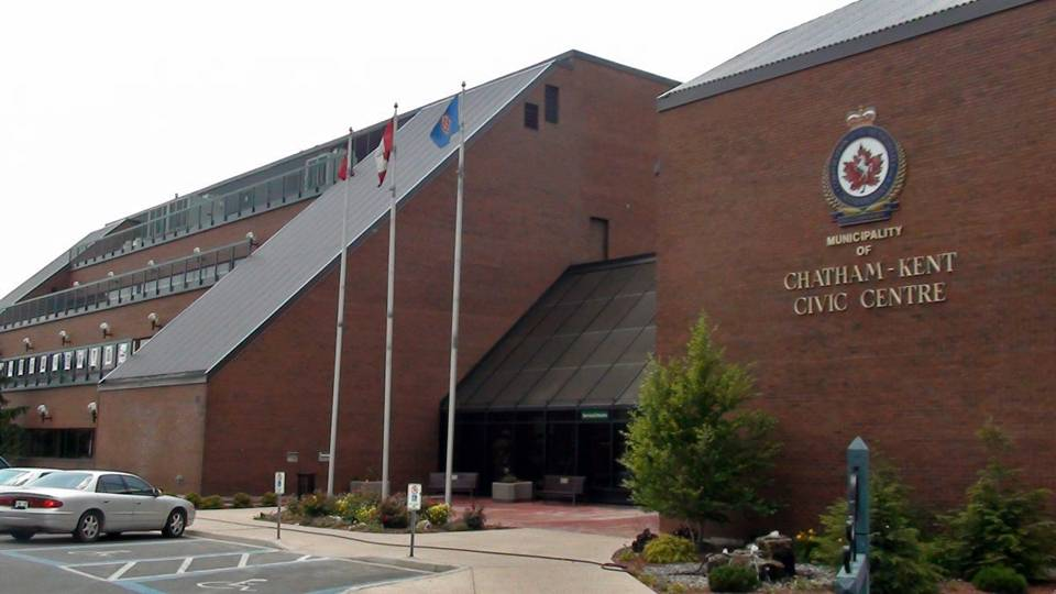 Chatham Kent Civic Centre
