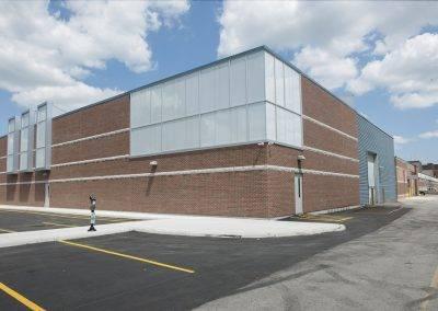 Fanshawe College Centre C Building