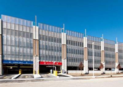 Parkwood Hospital Parking Garage