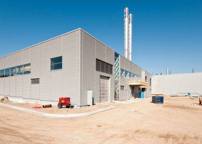 St Joseph's Health Care Power Plant