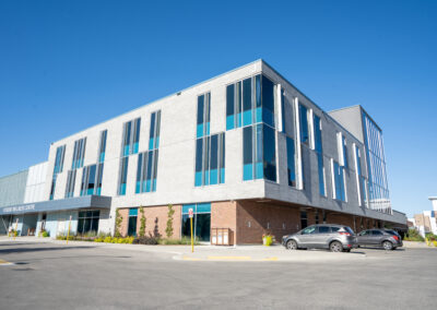 Fanshawe College Health and Wellness Centre / Fitness and Recreational Facility Expansion