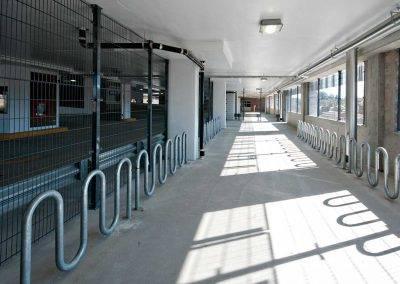 St Joseph's Hospital Parking Lot