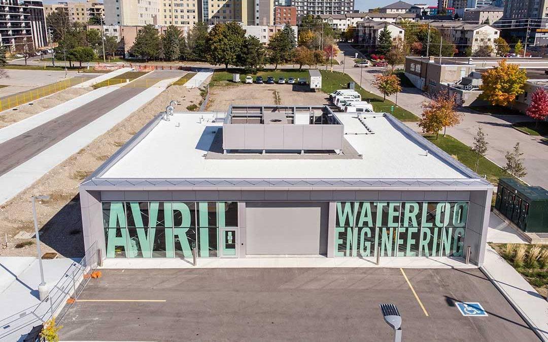 University of Waterloo AVRIL Building