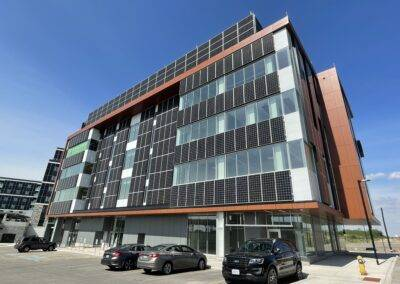 Commercial Office / Retail Building & Parking Structure at West 5