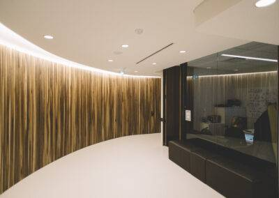 Western University – Ivey Business School Lower Level Interior Fit-out