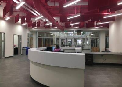 Wilfrid Laurier University (Brantford) – One Market Renovations