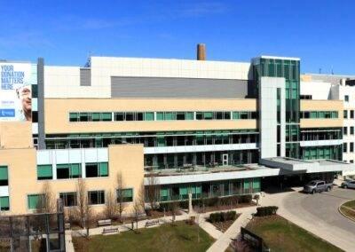 St. Joseph's Health Care Redevelopment M2P1